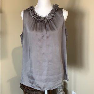Anne Klein sleeveless blouse